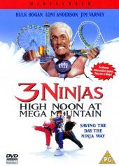 Małolaty Ninja w lunaparku