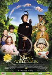 Niania i wielkie bum