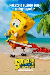 SpongeBob na suchym lądzie