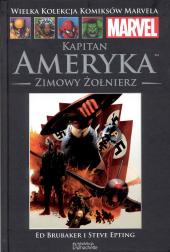 Kapitan Ameryka: Zimowy Żołnierz. Tom 1
