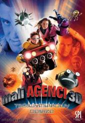 Mali Agenci 3D: Trójwymiarowy odjazd