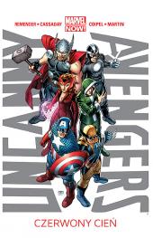 Uncanny Avengers #01: Czerwony cień