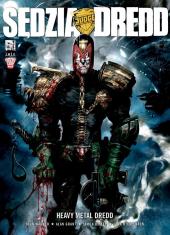 Sędzia Dredd. Heavy Metal Dredd