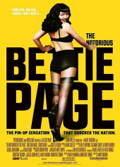Słynna Bettie Page
