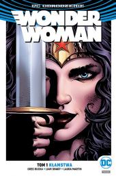 Wonder Woman #01: Kłamstwa