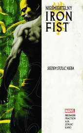 Nieśmiertelny Iron Fist #2. Siedem stolic nieba