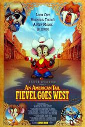Amerykańska opowieść: Fievel rusza na Zachód
