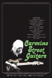 Gitary z Carmine Street