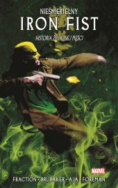 Nieśmiertelny Iron Fist, tom 3: Historia Żelaznej Pięści