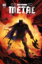 Batman Metal #01: Mroczne dni