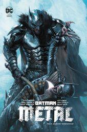 Batman Metal #03: Mroczny wczechświat