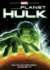 Hulk na obcej planecie