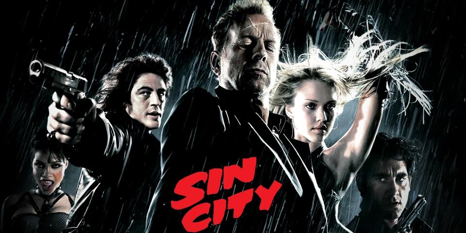 Sin City - Miasto Grzechu - ciekawostki i zdjęcia z planu komiksowego filmu