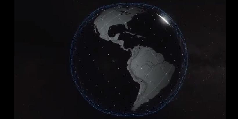 Wkraczając w erę kosmicznego internetu, robimy krok w stronę cyberpunku