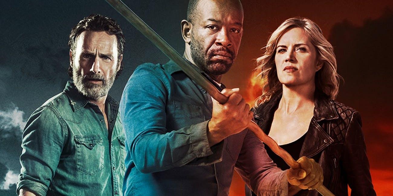 Uniwersum The Walking Dead - o jeden zombie-serial za dużo?
