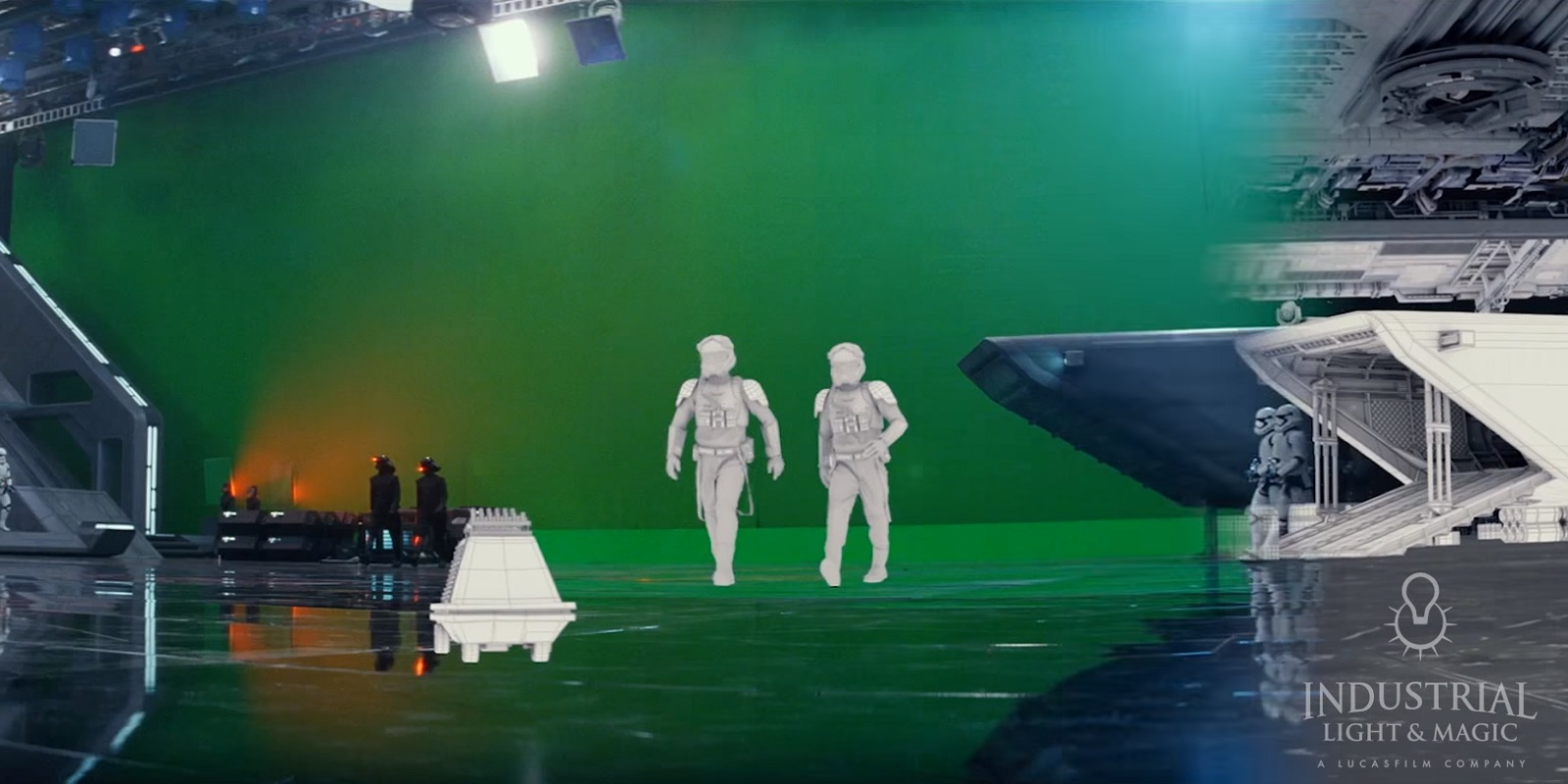 Star Wars – trzy trylogie, trzy podejścia do technologii