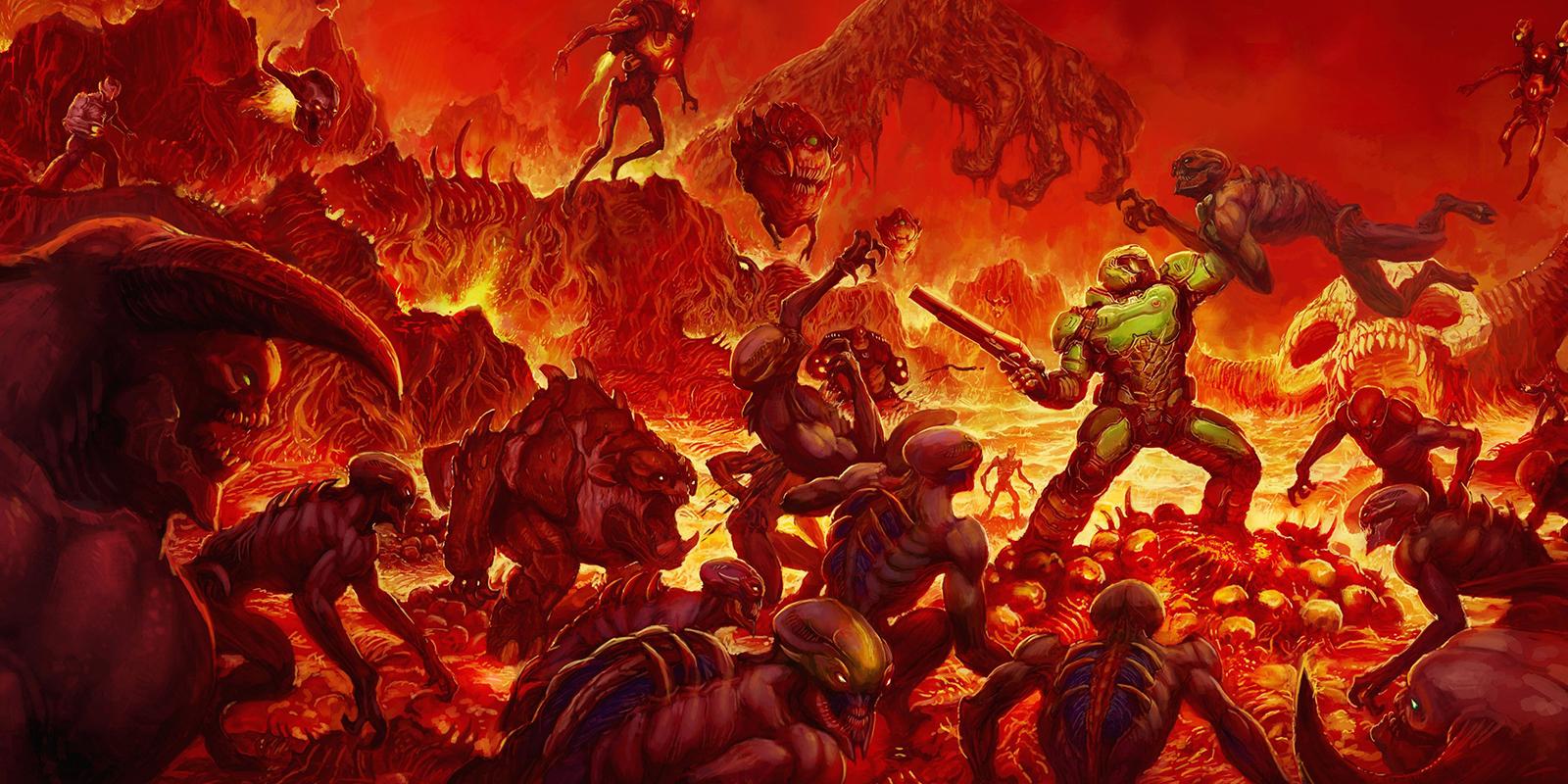 Doom ma prawie 30 lat i nadal bawi. W czym tkwi sekret tej serii?