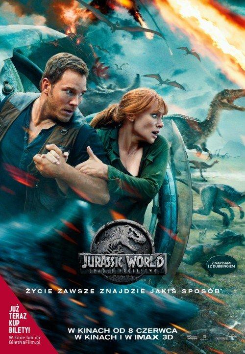 Jurassic World: Upadłe królestwo