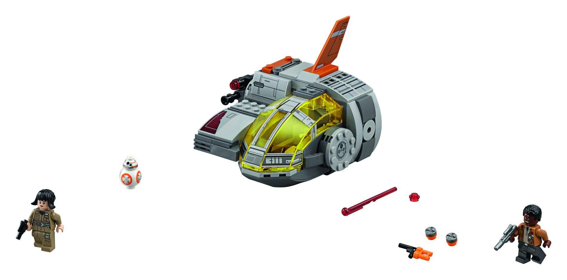 Gwiezdne Wojny: ostatni Jedi - LEGO