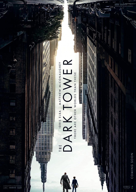 The Dark Tower - plakat filmu