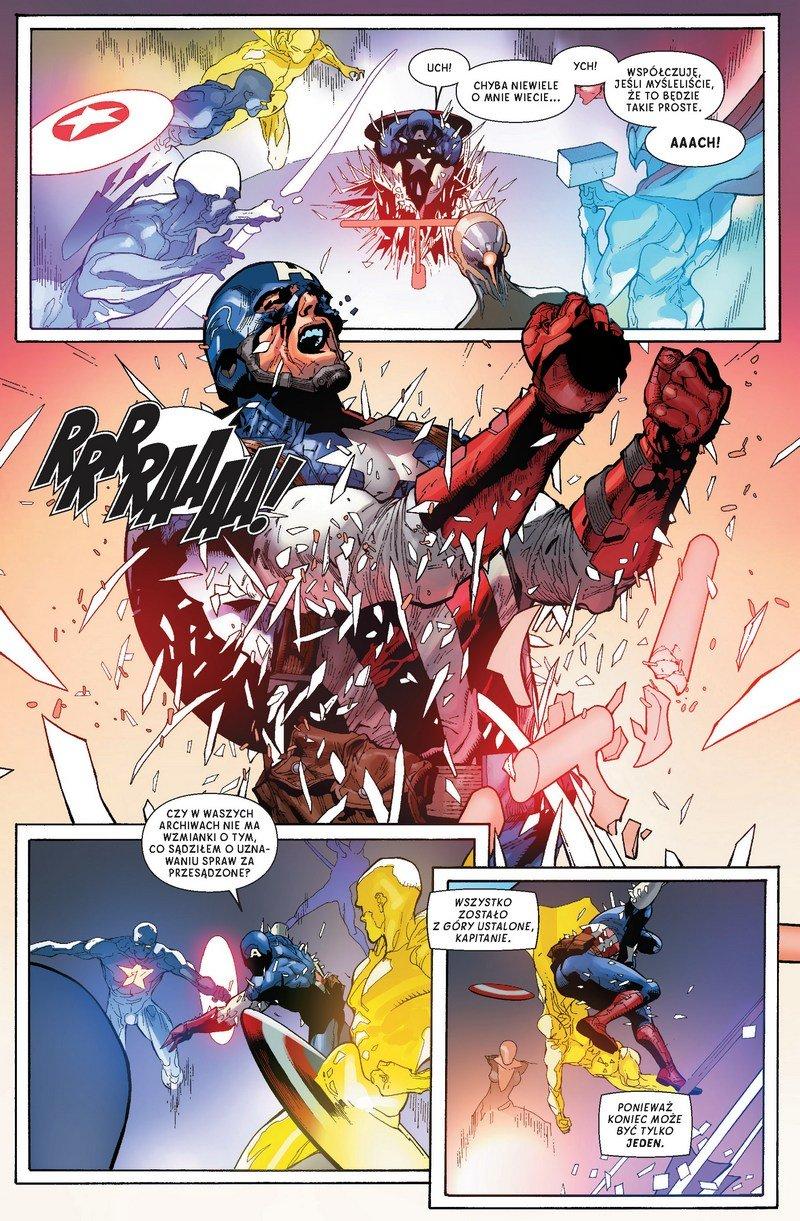Wieczni Avengers - plansza