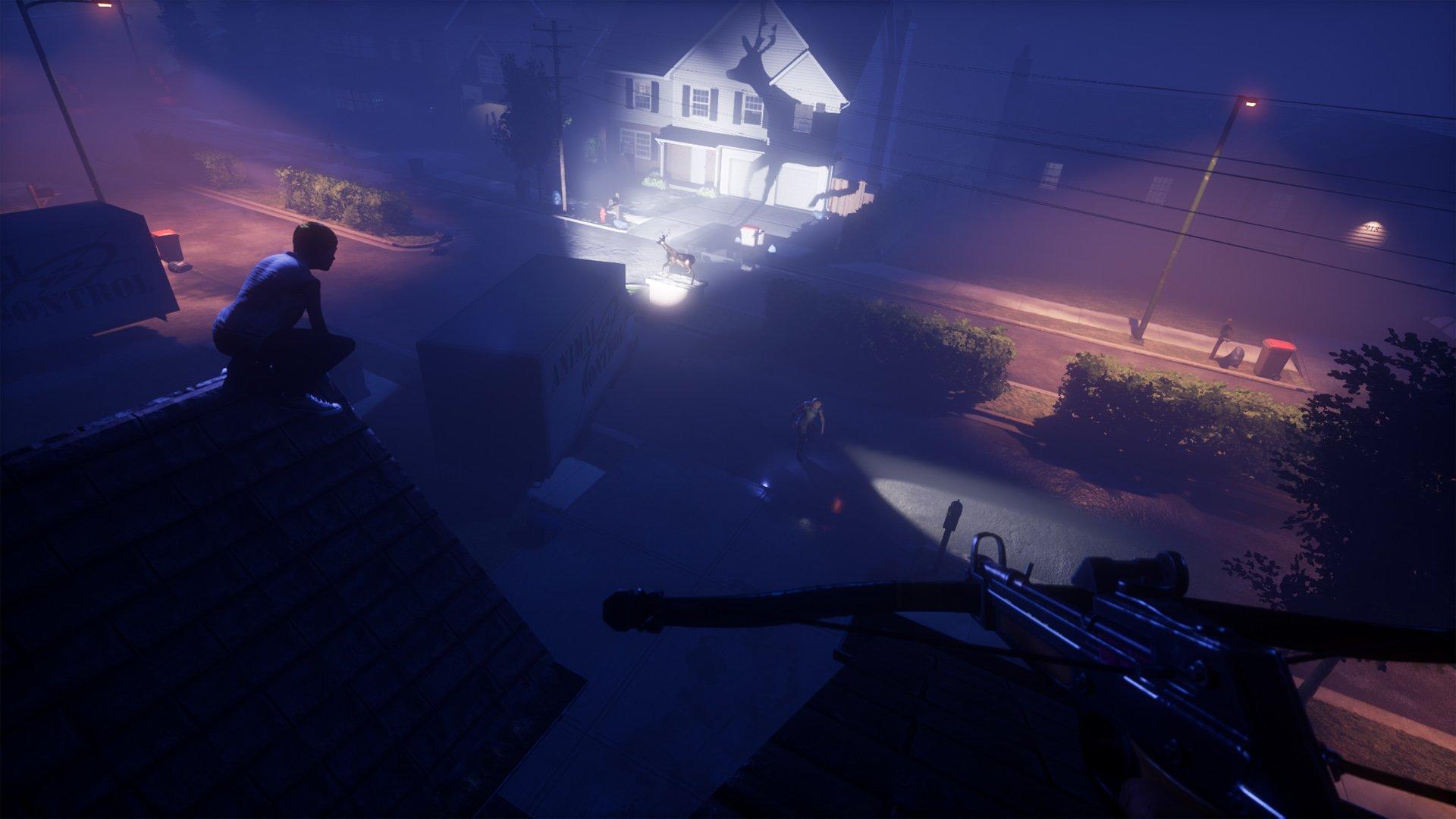 The Blackout Club - screeny z gry