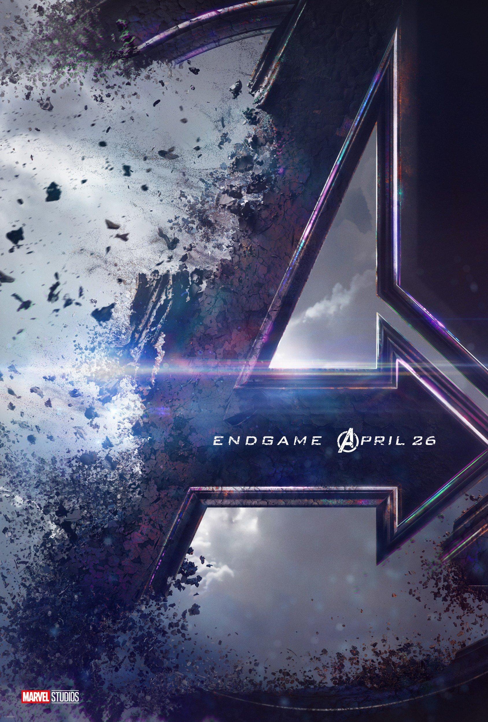 Avengers: Endgame - plakat
