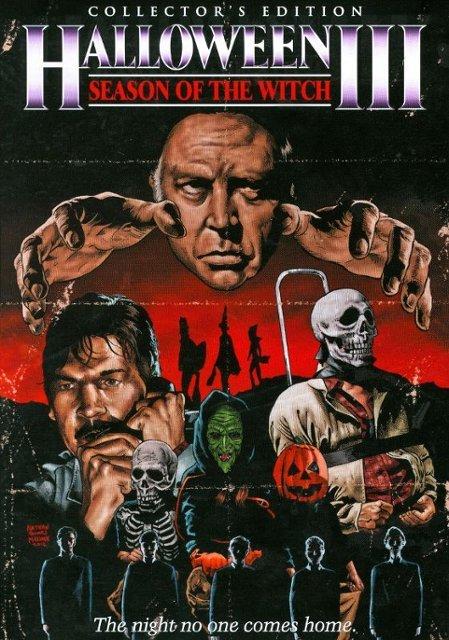 Halloween III: Sezon Czarownic