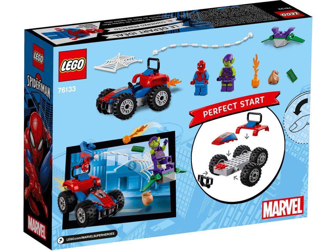 LEGO Spider-Man - Pościg samochodowy Spider-Mana