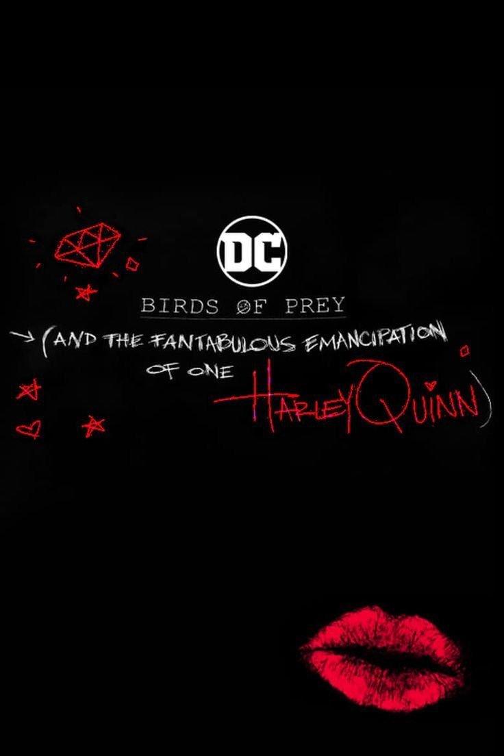 Birds of Prey - plakat CinemaCon