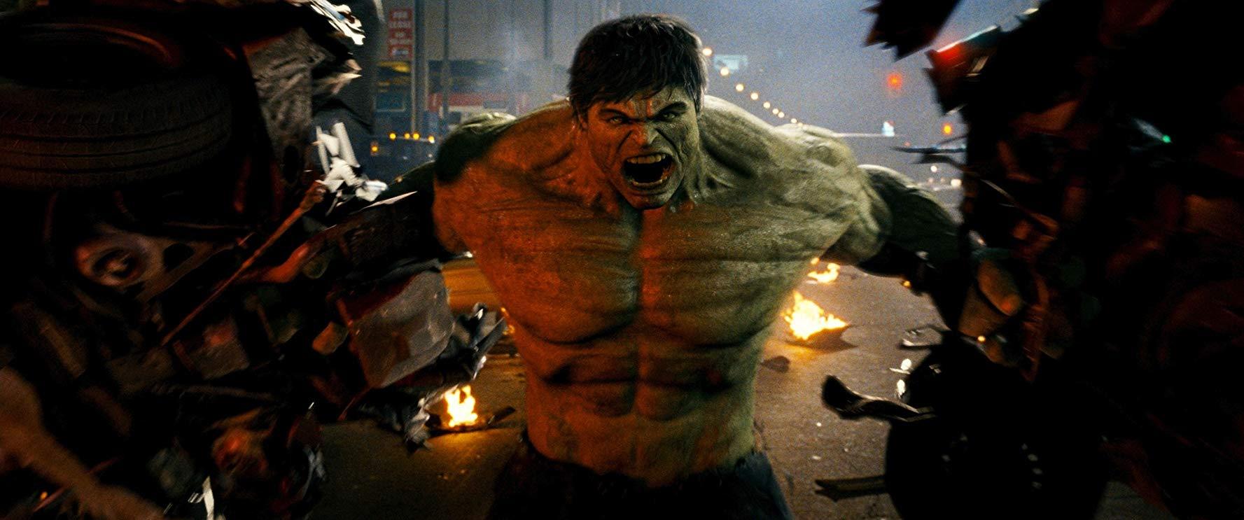 22. The Incredible Hulk (2008) - Ocena użytkowników: 6,7