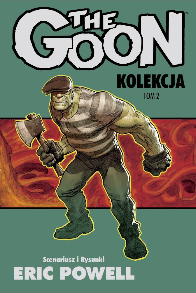 The Goon. Kolekcja, tom 2