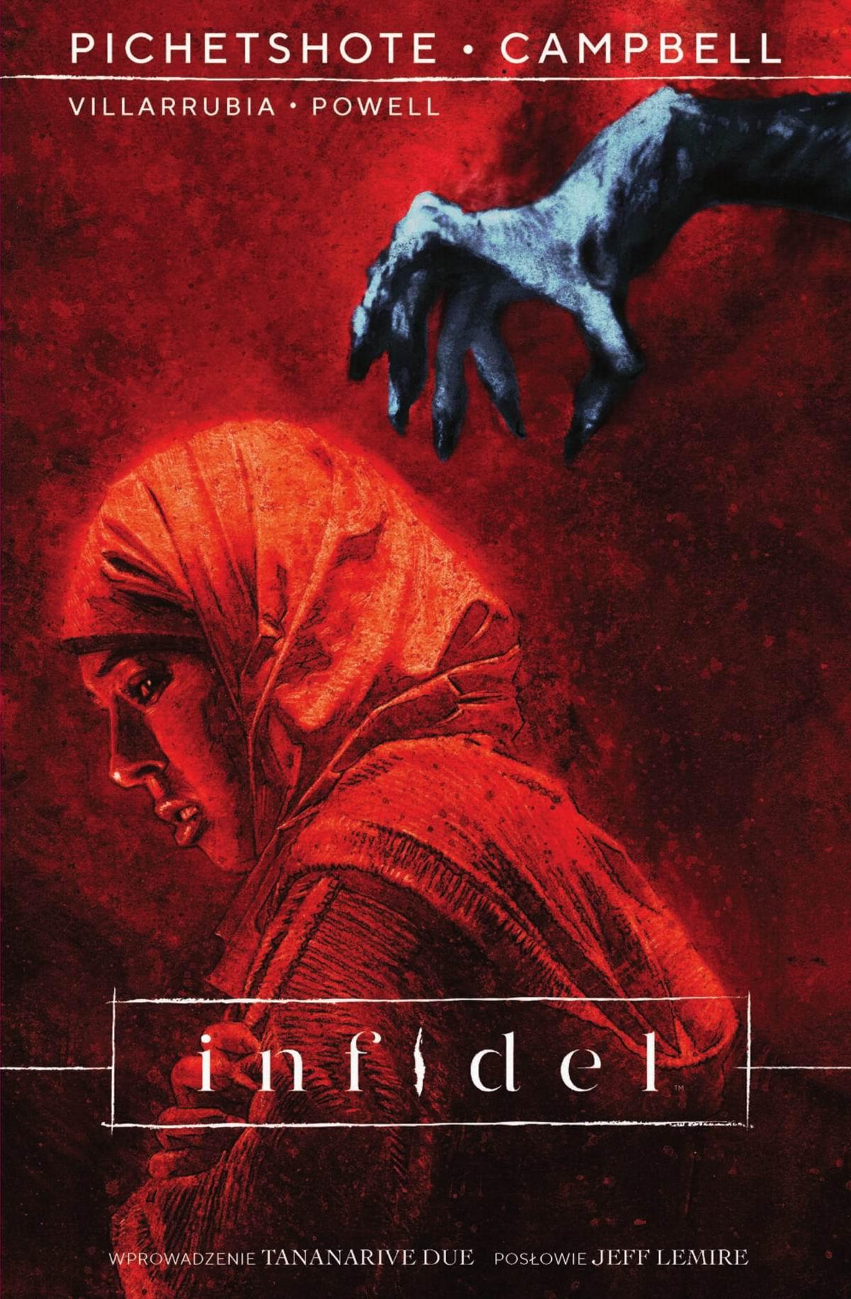 Infidel - okładka