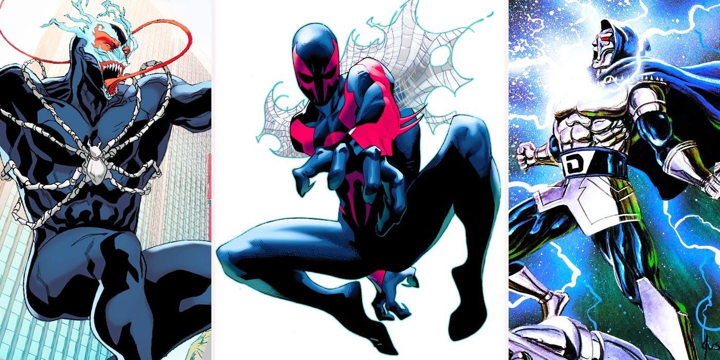 Marvel Studios w porozumieniu z Sony zdecyduje się na wprowadzenie świata Marvel 2099, pokazującego nam bohaterów z przyszłości.