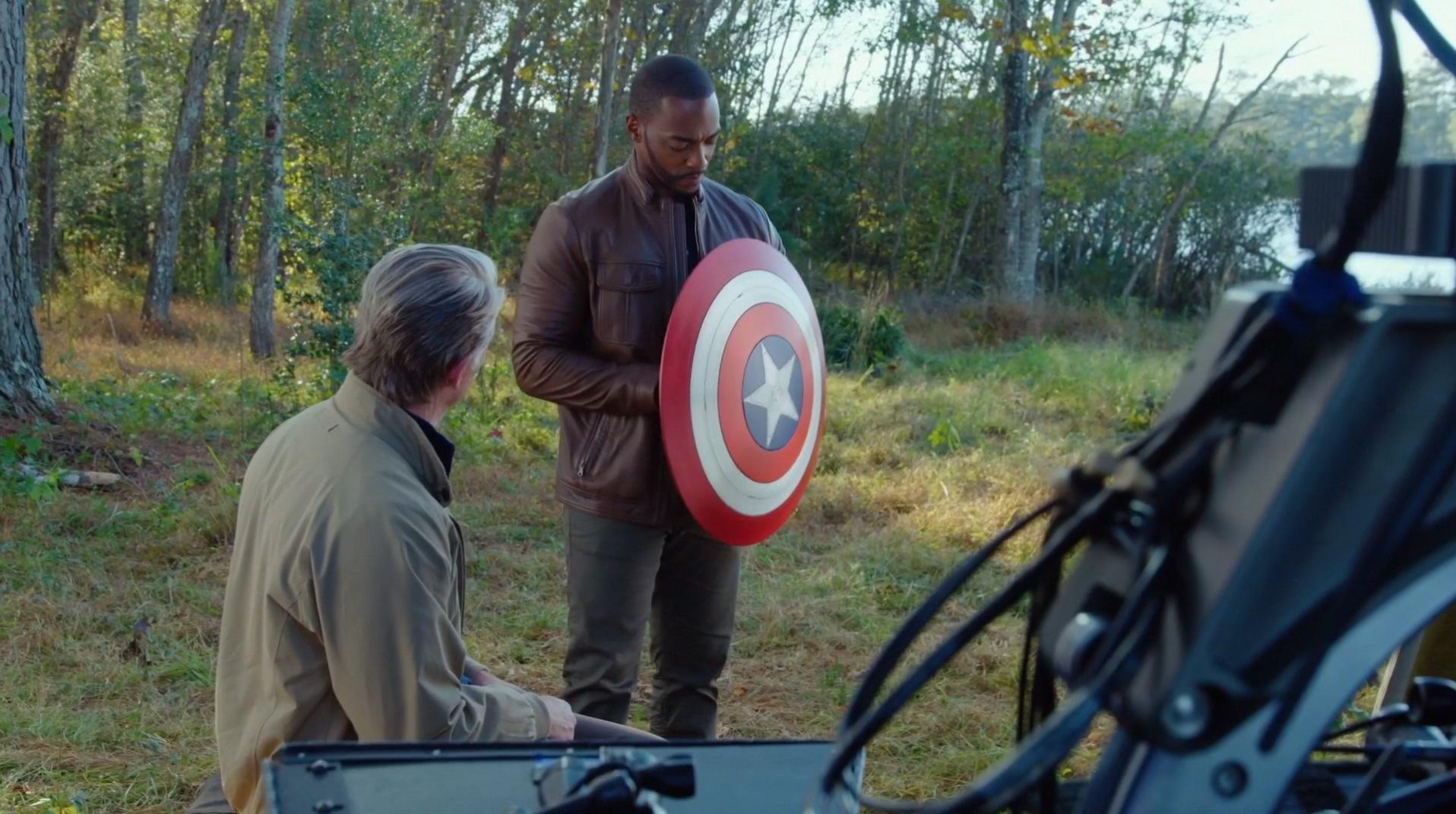 Avengers: Endgame - zdjęcie z planu