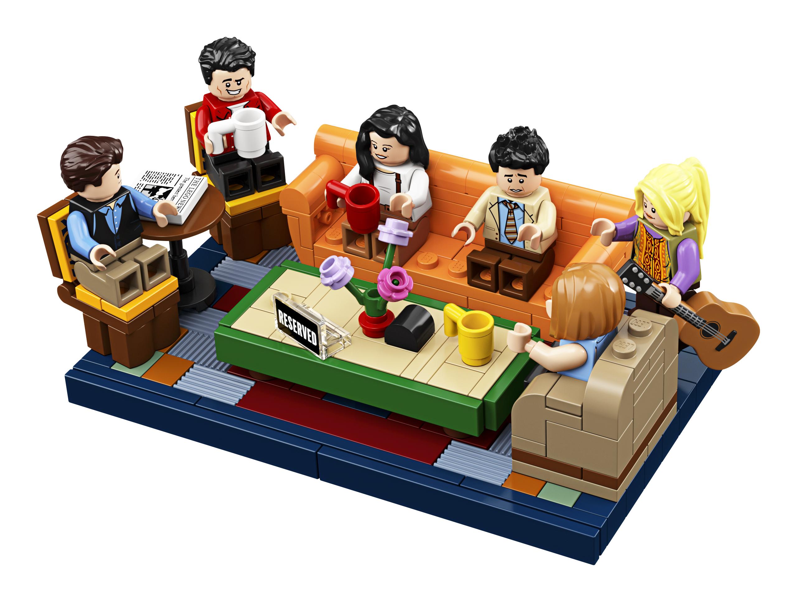 Przyjaciele LEGO