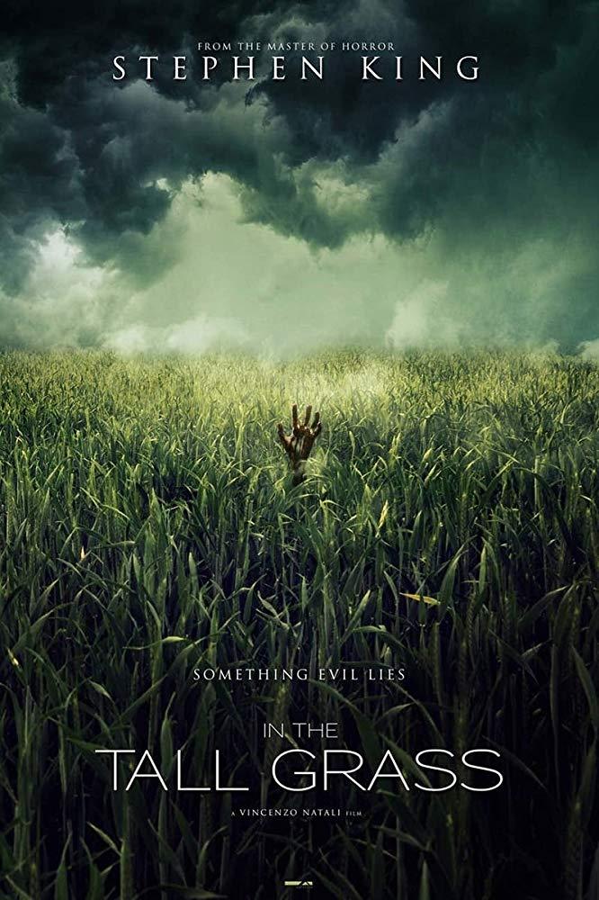 W wysokiej trawie - plakat