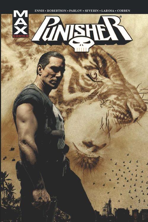 Punisher Max, tom 7 - okładka
