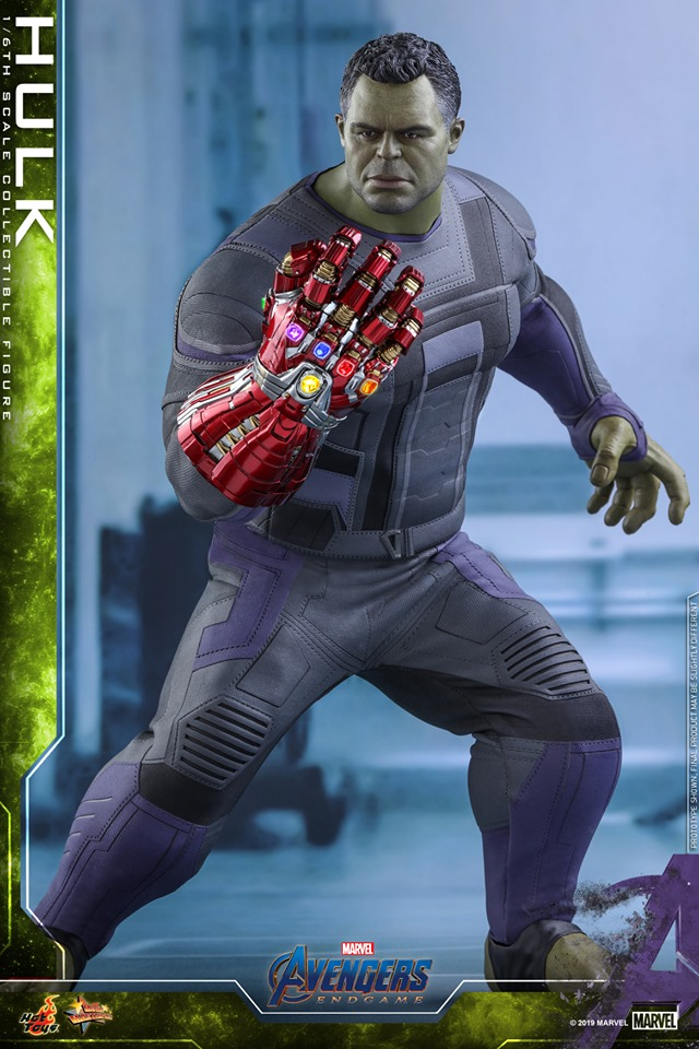 Zabawka Hulk - Avengers: Koniec gry
