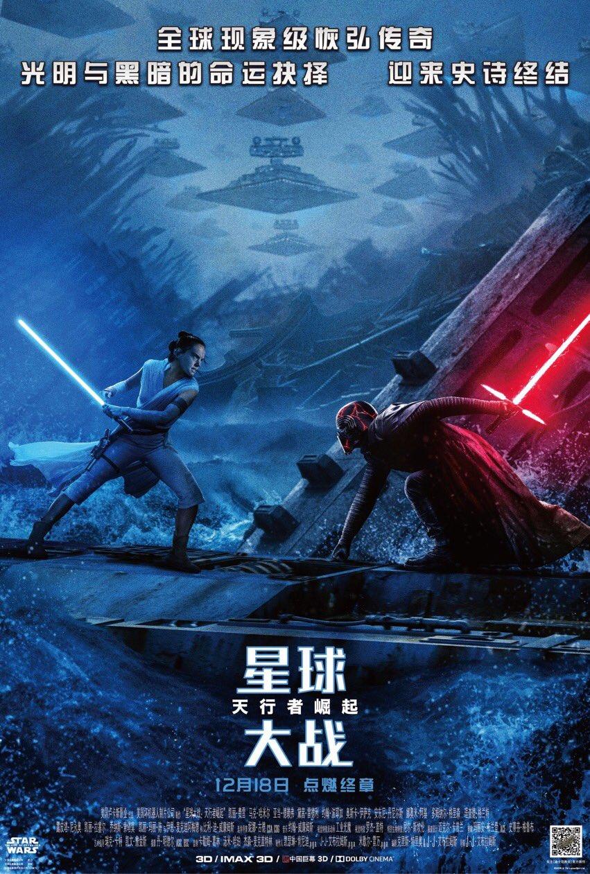 Gwiezdne Wojny: Skywalker. Odrodzenie plakat