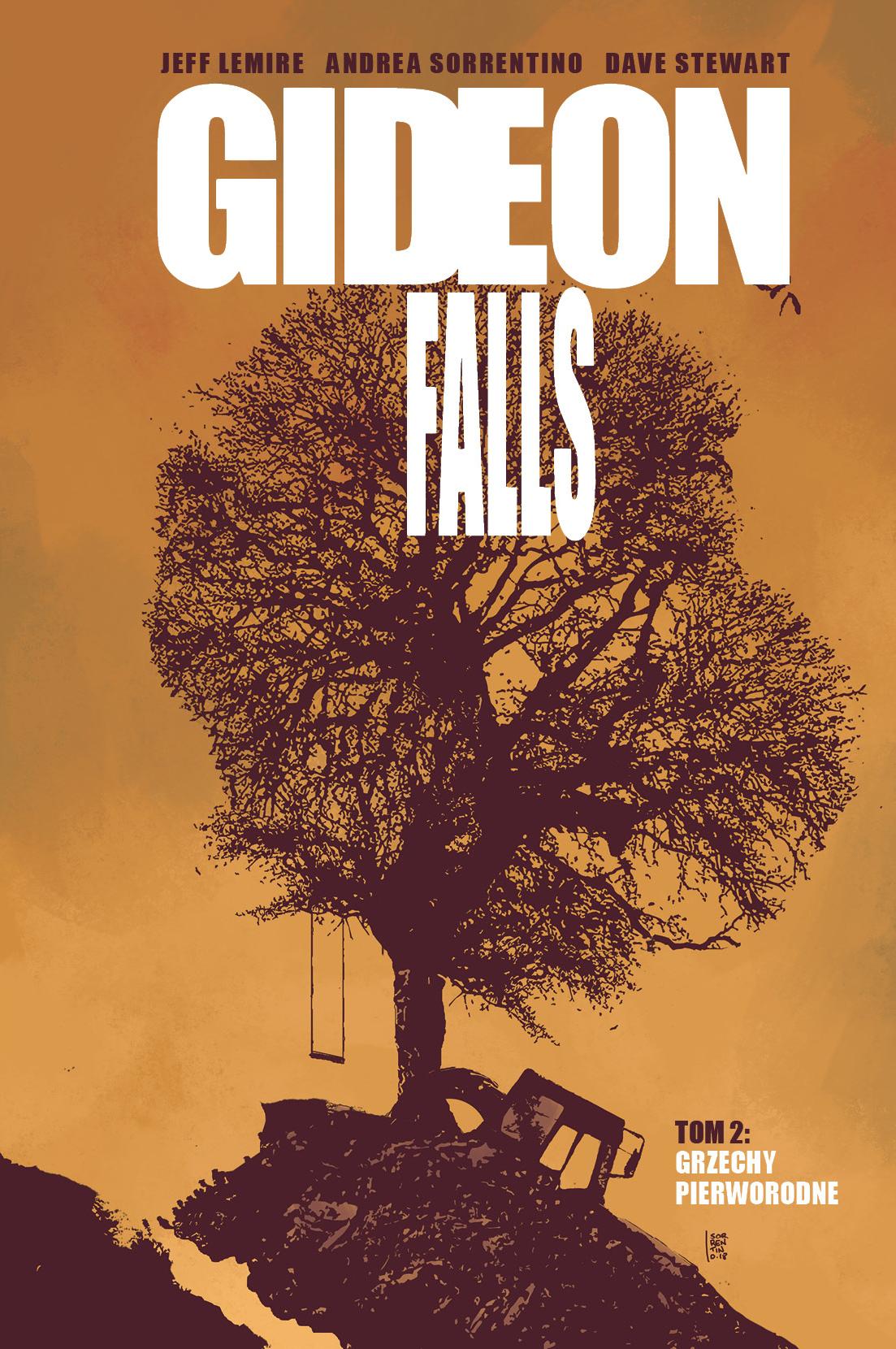 Gideon Falls. Tom 2 - okładka