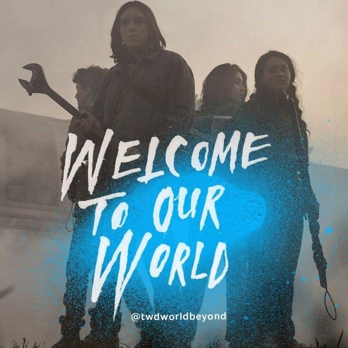 The Walking Dead: World Beyond - plakat
