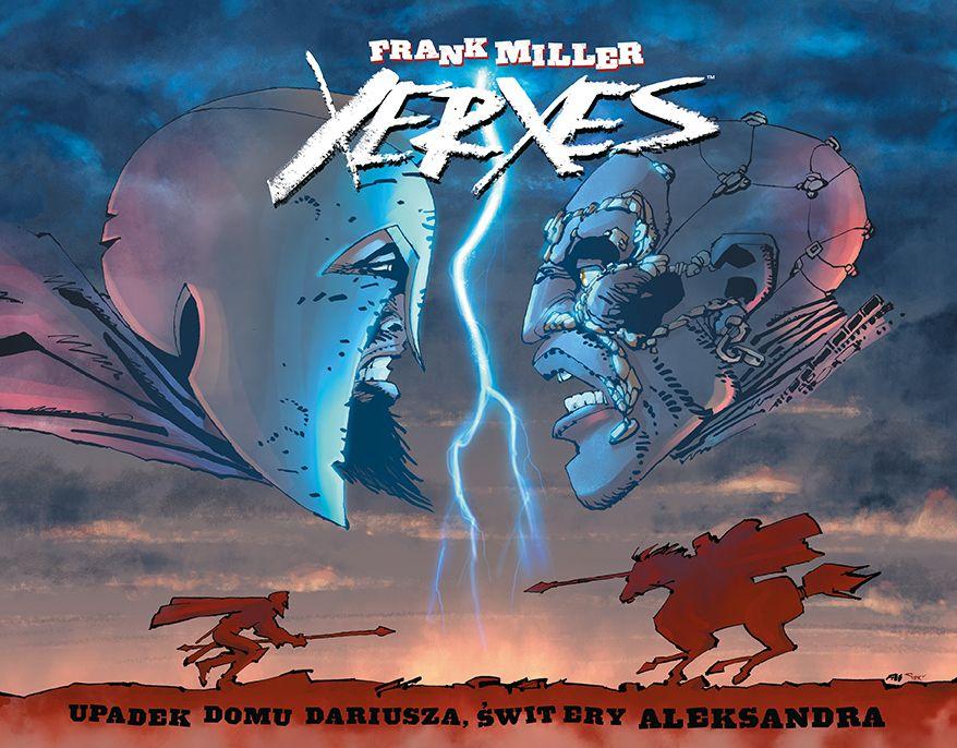 Xerxes - okładka