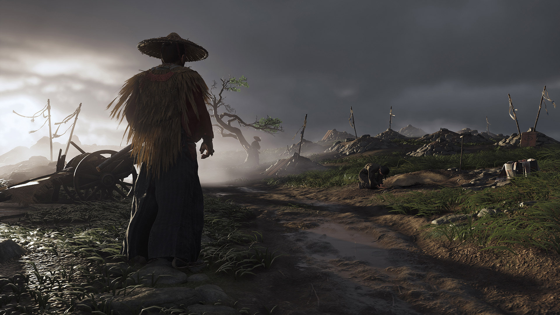 Ghost of Tsushima - screeny z gry