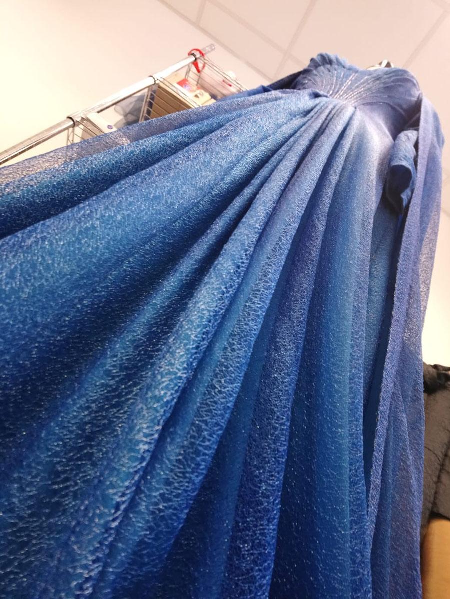 Wiedźmin - zdjęcia kostiumów od kulis