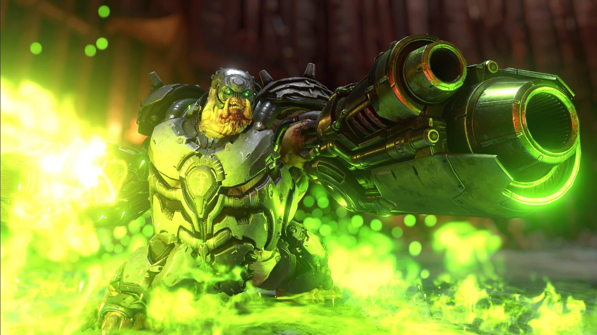 Doom Eternal - screeny z gry