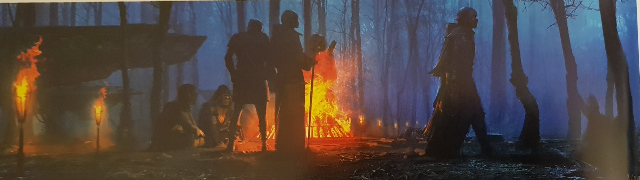 Star Wars 9 - Kylo Ren na Mustafarze