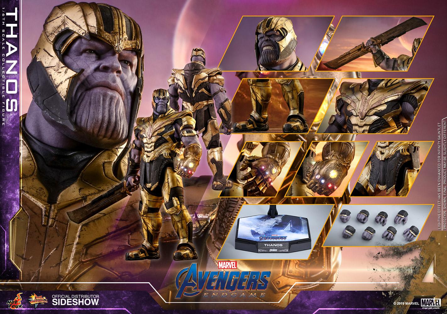 Avengers: Koniec gry - figurka Thanos