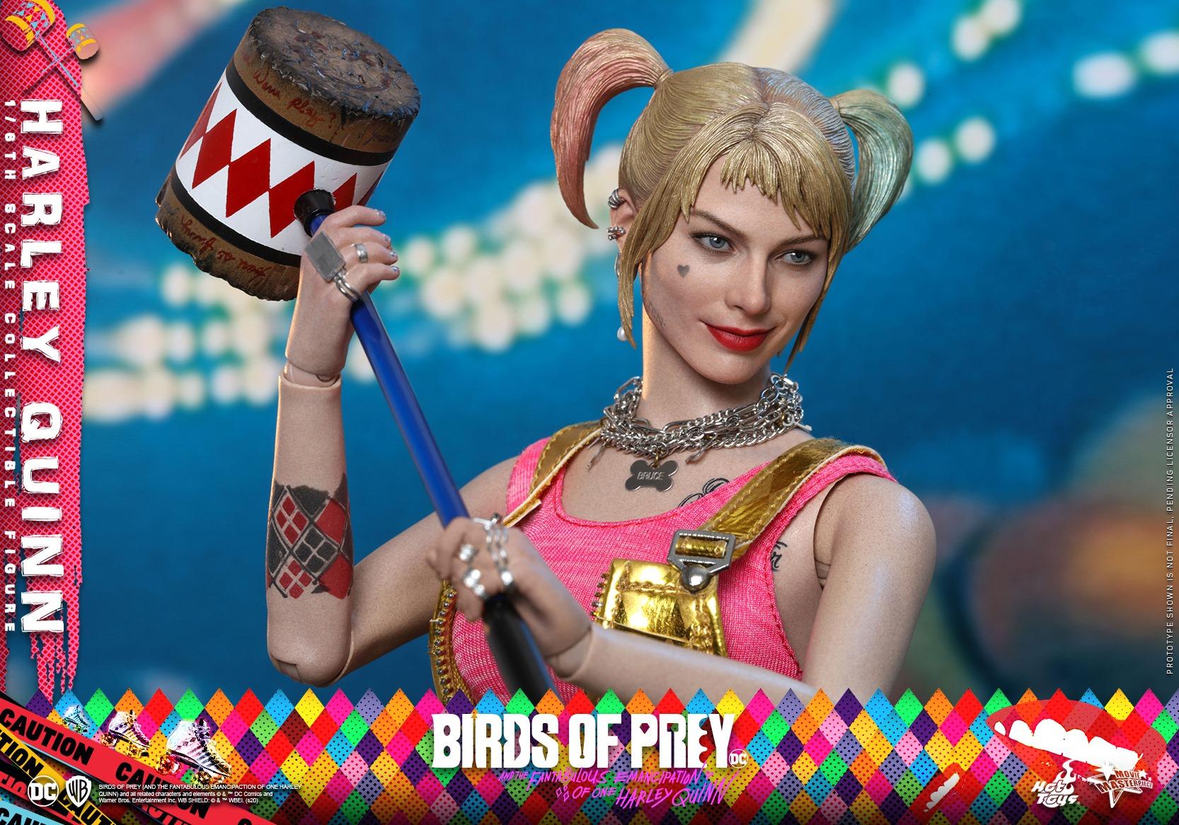 Harley Quinn - figurka kolekcjonerska