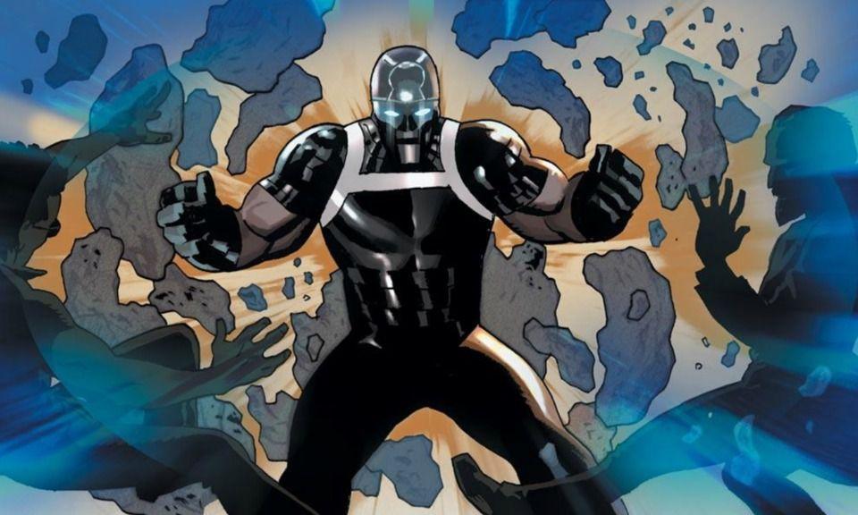 Gilgamesz aka Zapomniany - członek Przedwiecznych, obdarzony potworną mocą często porównywaną do tej Hulka.